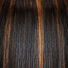 100% HUMAN HAIR BLEND BRAZILIAN SCENT FRONT LACE WIG - LACE FRONT WIG - NAOMI