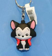 DISNEY SRIES 11 3-D FIGURAL KEYRING FIGARO From Pinocchio