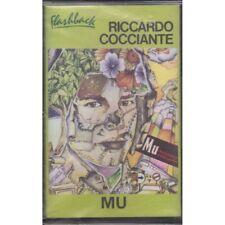 Riccardo Cocciante MC7 Mu / RCA Italiana Sigillata 0035627191343
