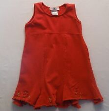 Deux Par Deux Red Handkerchief Sun Dress, 5