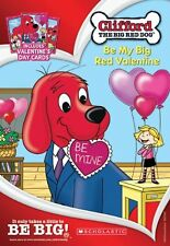 Clifford -Be My Big Red Valentine DVD