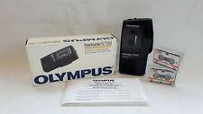 Olympus Pearlcorder S700 Microcassette-Corder/diktiergerät
