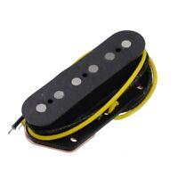 Fender Tele Telecaster Electric Guitar Bridge Pickup Single Coil Alnico 5 Rod