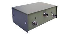 Premium 2-Port Composite Bnc Video Routing Switcher