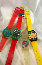 SWATCH Lot 4 Gents Watches