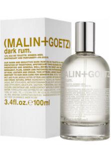 Malin + Goetz Dark Rum  Eau de PARFUM 5ml  Sample Spray EDP, New
