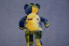 LA Lakers MAGIC JOHNSON #32 Beanie Bear Toy