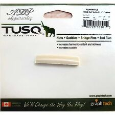 SILLET Graph TUSQ PQ-6060-L0 EPIPHONE GAUCHER graphTech Lefty Slotted nut 43.8mm