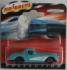 Majorette No 279 – Chevrolet Corvette 58 türkis Neu/OVP