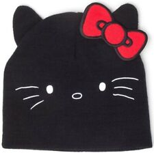 Hello Kitty Beanie - Face with Ears Hat Official New