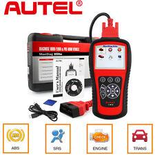 Autel MD802 OBDII Diagnostic Tool OBD2 Code Scanner ABS SRS Engine + DS Model
