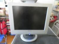 Grundig Davio 15 LCD 38-5700 BS Mbildschirmonitor Fernseher Da Check Fa