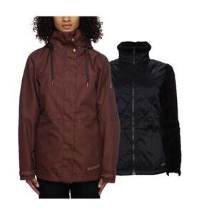 686 Smarty 3 in 1 Spellbound Jacket - Women's - Medium / Desert Rose Diamond
