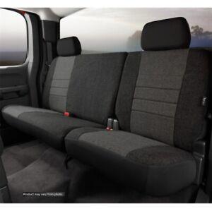 FIA OE32-82 CHARC Custom Seat Cover Rear For 05-11 Toyota Tacoma NEW