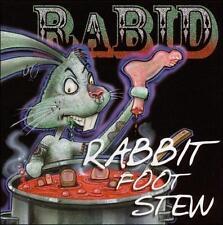FREE US SHIP. on ANY 3+ CDs! ~Used,Very Good CD Rabid: Rabbit Foot Stew