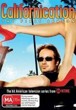 CALIFORNICATION (COMPLETE SEASON 1 - DVD SET SEALED + FREE POST)