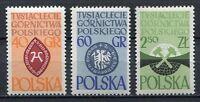 35687) Poland 1961 MNH Polish Mining Industry 3v