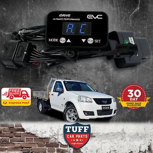 Great Wall V200 V240 2009-2014 iDrive Black EVC WindBooster Throttle Controller