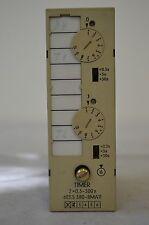 Siemens SIMATIC S5 Timermodul (No.: 6ES5 380-8MA11) (1.268)