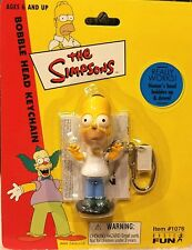 """The Simpsons Homer Bobble Head Key Chain really works Mip 3"""""""