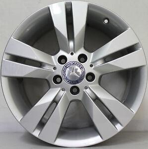 17 inch Genuine Mercedes Benz C-Class 2012 MODEL W204 Wide Pack Wheels