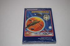 Astrosmash Intellivision INTV Game Brand New Sealed!Mattel Electronics