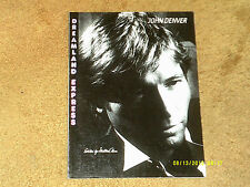 John Denver songbook Dreamland Express 1985 83 pages w/ pictures (VG+ shape)