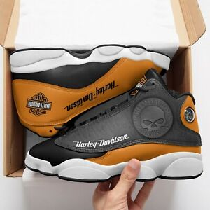 Harley-Davidson Limited Custom Men's and Women's Sneakers US 3-13