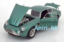 1:18 CMC M-132 Aston Martin DB4 GT Zagato 1961 grün racing green, NEU NEW