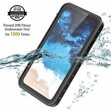 For iPhone Xr IP68 Waterproof Dustproof Shockproof Phone Case Protective Cover