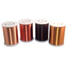 Pickup Winders Kit #6 - 42 Red & Natural 42 Plain 42H Formvar Copper Magnet Wire