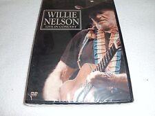 Willie Nelson - Live in Concert - DVD FSK 0 -- OVP
