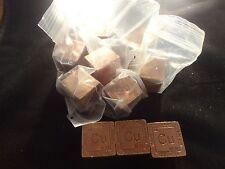 New listing Copper 10 Oz Cube Lot Of (6)-Square 10 Ounces Each- 99.9% Pure Fine Copper