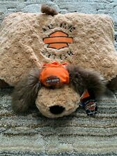 Harley Davidson Pillow Pet Brand New With Tags 2011 Motorcycle