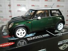 KYO08553G by KYOSHO MINI COOPER 1:18