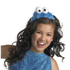 Sesame Street Cookie Monster Adult Costume Headband, One-size