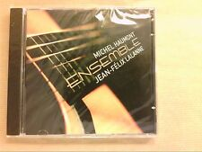 RARE CD / MICHEL HAUMONT & JEAN FELIX LALANNE / ENSEMBLE / NEUF SOUS CELLO