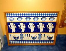Pillsbury Doughboy Wood Tray