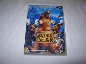 Brother Bear - Walt Disney Classic - VGC - DVD - R4