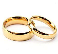 Lapponia Ring aus Gelbgold ohne Steine