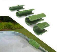 10pcs Serre Cadre Pipe Tube Film Pince Clip Jardin Net accessoires accessoires