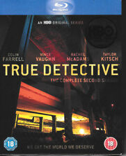 True Detective - Season 2 - Blu Ray - Brand New & sealed