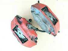 MG TF MGF 1.8 160 135 1.6 - 4 POT RED AP CALIPERS & BOLTS