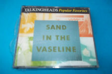 "TALKINGHEADS "" POPULAR FAVORITES SAND IN THE VASELINE"" CD DOPPIO 1992 SEALED"