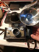 【Exc++】 ARGUS C3 Case Light Vintage 35mm Camera w/ Cintar 50mm f/3.5 Lens Japan