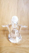 Swarovski Silver Crystal Glass Figurine - Large Angel - #194761 - Boxed/Cert.