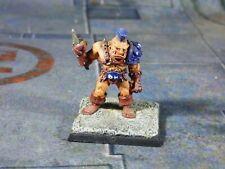 Blood Bowl Ogre Metal Painted OOP Rare 2nd 3rd Big Guy Games Workshop (PU756)