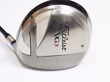 Titleist Japan Limited Model VG3 9deg S-FLEX DRIVER 1W Golf Club inv
