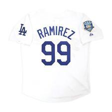 Manny Ramirez 2008 Los Angeles Dodgers Home 50th Anniv. Jersey Men's (M-2XL)