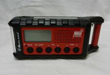 Midland ER300 Emergency Crank Weather Alert Radio (Missing Parts)